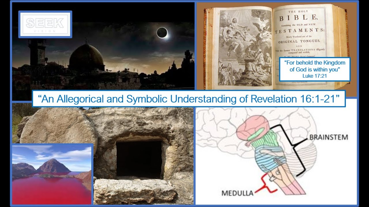REVELATION 16 - THE SACRED GLANDS AND THE MEDULLA