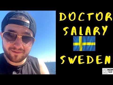 How Much do Doctors in Sweden Earn?