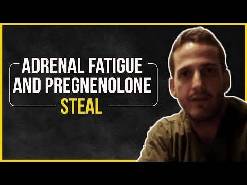 Adrenal Fatigue and Pregnenolone Steal