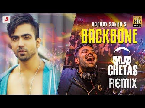 Harrdy Sandhu - Backbone   Dj Chetas Remix