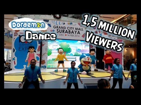 Doraemon Dance (Doraemon Expo Surabaya)