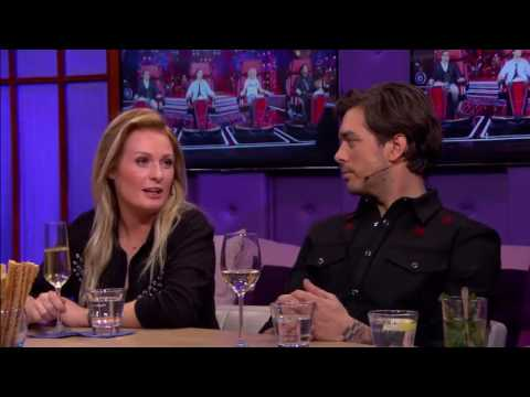 RTL late night- Sanne & Waylon over the voice of Holland