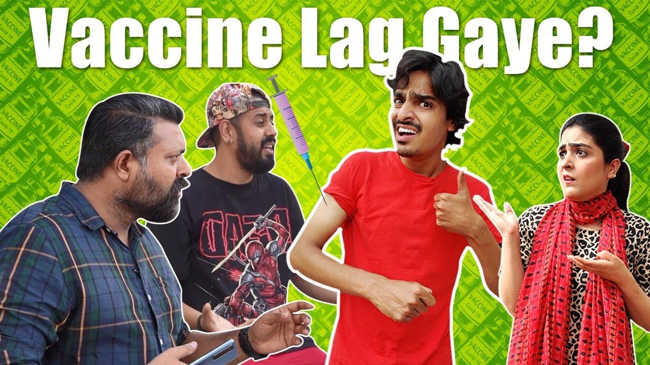 Vaccine Lag Gaye?   Comedy Skit   Bekaar Films