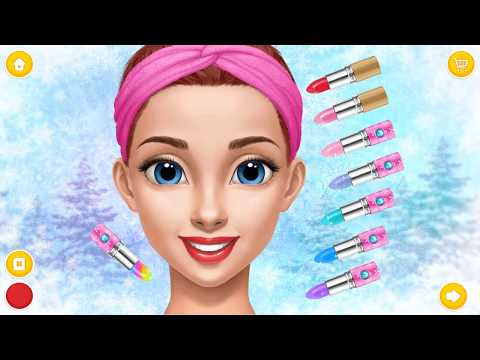 👧 Best Game For Girls - Princess Gloria Makeup Salon