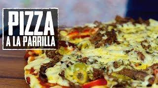 Pizza Asada - Recetas del Sur