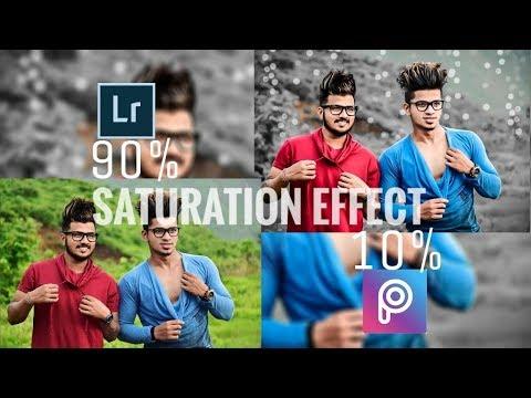 Best Saturation Effect on Lightroom CC || best cb edits 2018 || picsart and Lightroom CC editing ||
