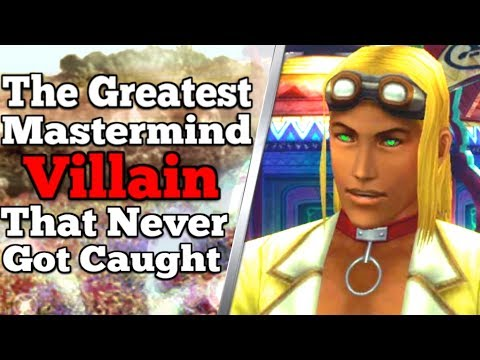 Why Rin is ACTUALLY the Villain of Final Fantasy X, X-2 and VII (story theory)