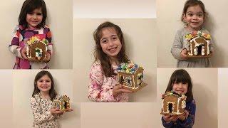 Gingerbread house – Casinha de doces