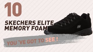 Skechers Elite Memory Foam // Popular Searches 2017