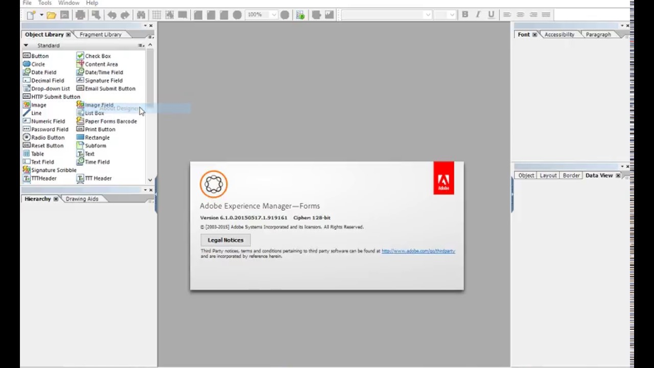 Free Copy Of Aem Designer Newest Version Of Adobe Livecycle Youtube