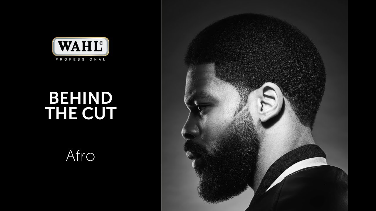 WAHL - How to Cut - AFRO