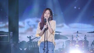 170723 헤이즈 (Heize) 울산 Summer Festival 공연 직캠
