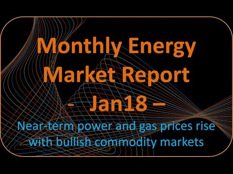 Business Energy Market Price Report - Jan18