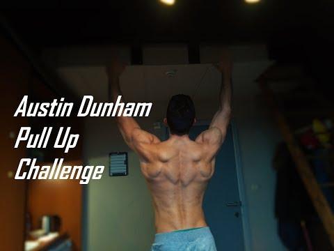 My Response | Austin Dunham Pull Up Challenge