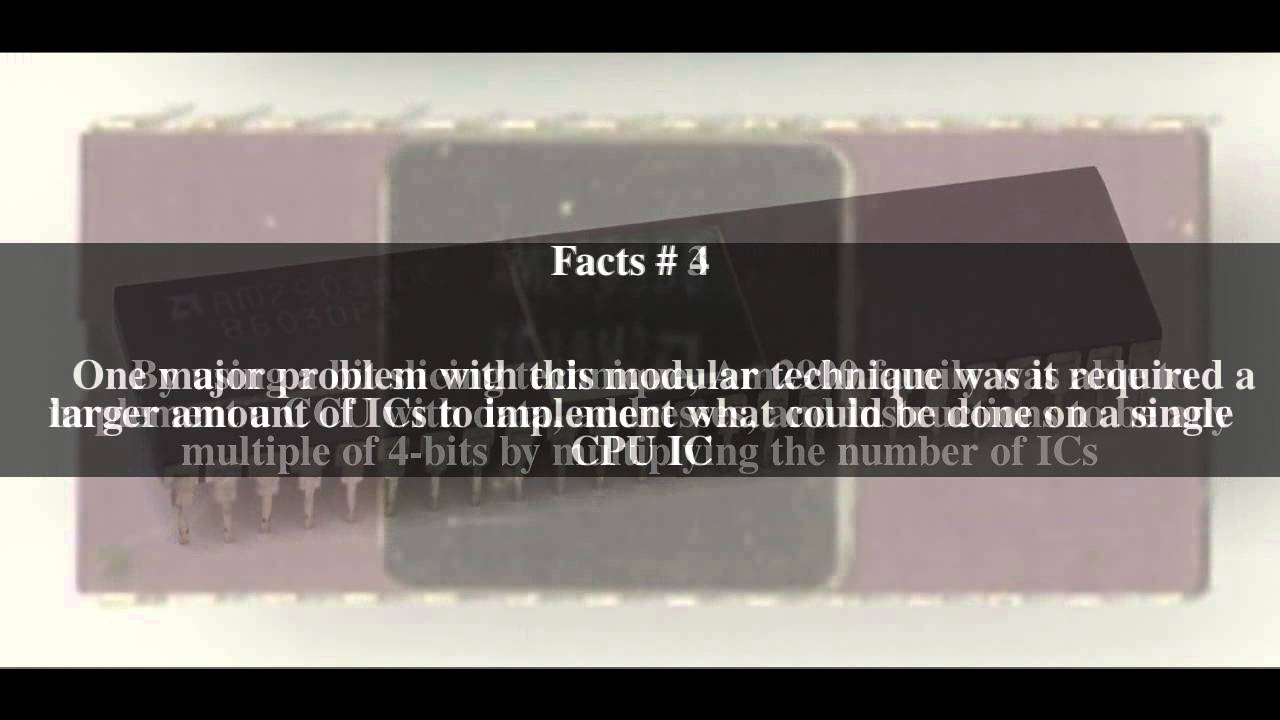 AMD Am2900 Top # 6 Facts - You...