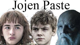 Jojen Paste: does Bran eat Jojen?