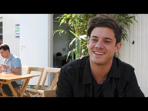 London Grammar interview - Dominic 'Dot' Major (@Lowlands)