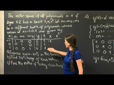 mit opencourseware linear algebra V630140-3 linear algebra  mit opencourseware: linear algebra has useful  practise questions at about our level (but we haven't done 'spaces' yet.