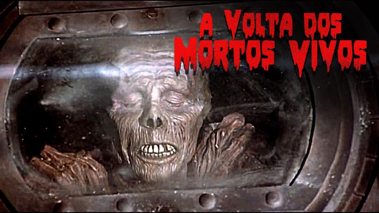Filme Mortos Vivos with a volta dos mortos vivos - redublagem herbert richers (tv paga