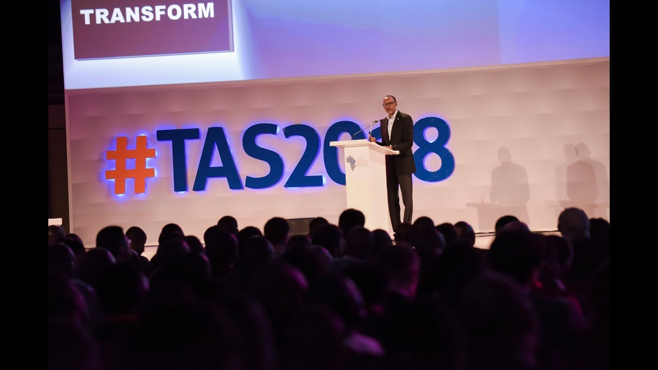 2018 Transform Africa Tech Summit Opens in Rwanda