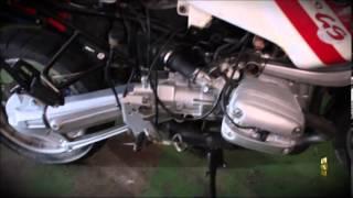 2. El BMW R1100 GS