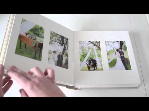 Heirloom Album  Deborah Zoe Photography