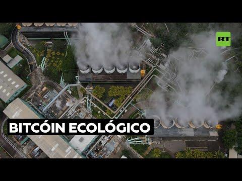 El Salvador usará energía volcánica para la minería de bitcoines   @RT Play en Español