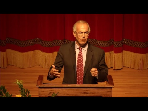 Speaker: David Brooks, New York Times Columnist