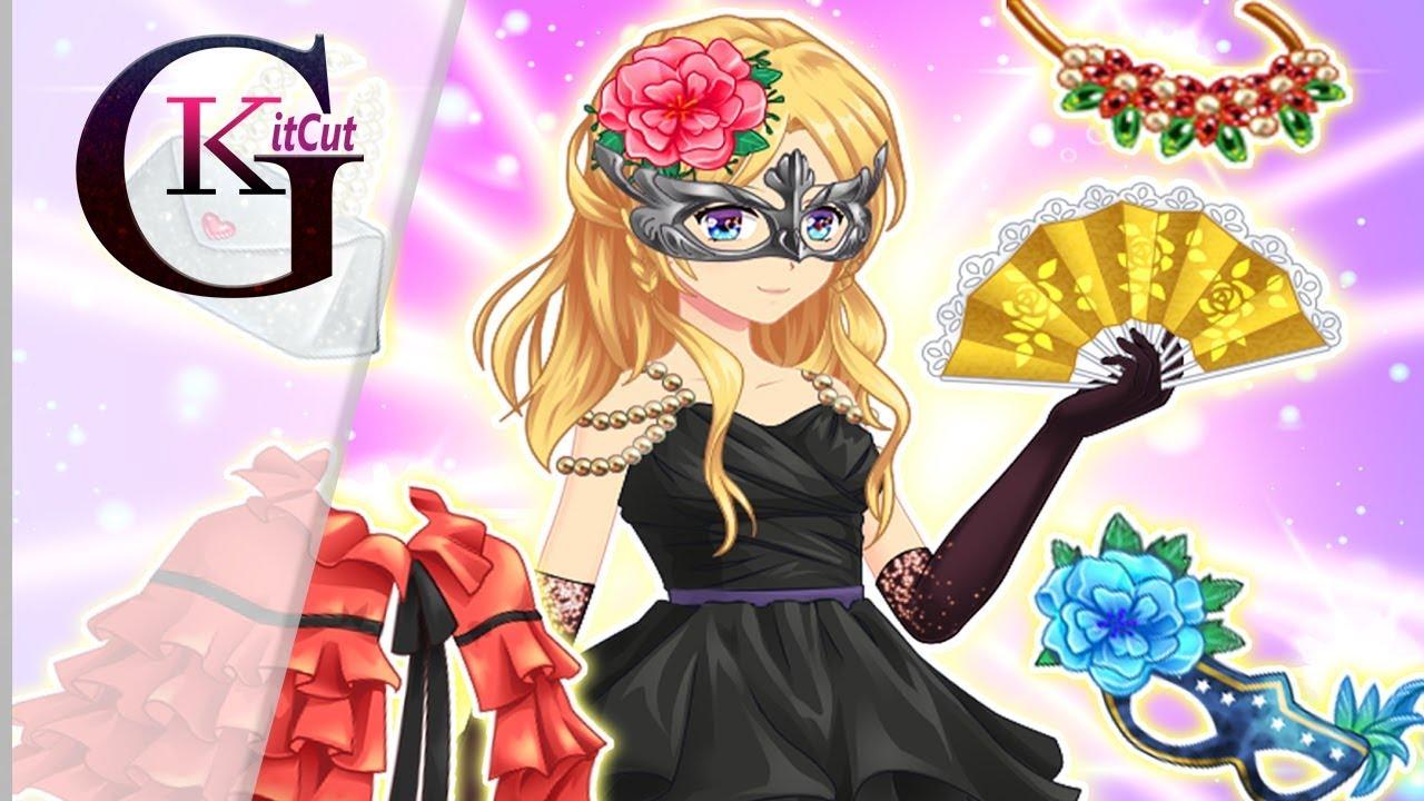 Anime Princess Dress