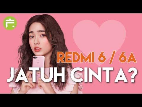 XIAOMI REDMI 6 & 6A : Perbedaan, Harga, Spec & Fiturnya ! (Indonesia)