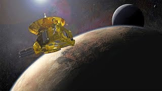 Близкое знакомство с Плутоном. Невероятное путешествие на планету