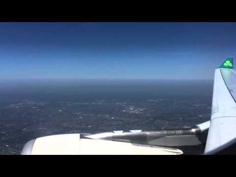 DUBLIN-NEW YORK (DUB-JFK) Aer Lingus A330-300 EI-DUZ *FULL FLIGHT* 2/6/14