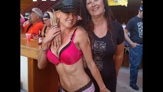 The Girls of One Eyed Jacks at the 75th Sturgis Bike Week