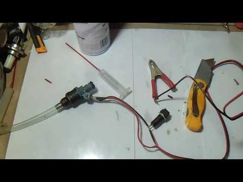 طريقه تنظيف بخاخ السيارة بنفسك وبأسهل الطرق How to clean fuel injector yourself