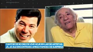 Roberto Luna conta a sua verdadeira história com Silvio Santos