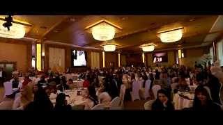 Секреты идеальной свадьбы видеоотчет с мероприятия!