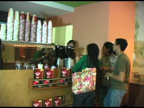 Java Times Caffe Video