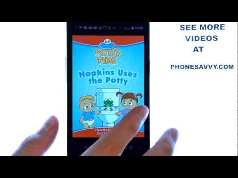Potty Time - App Review - Stop Changing Diapers