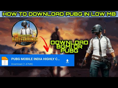 Download PUBG In 15 Mb | Play PUBG On Any Mobile | Play PUBG In Less Ram Mobiles | PUBG For Any Mob