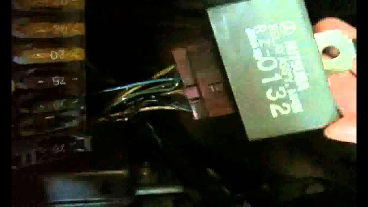 2006 Honda Accord Fuse Box Diagram 92 95 Honda Civic Will Not Turn Over Fix Part 2 Youtube