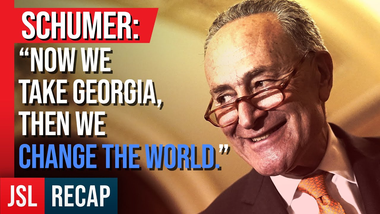 Image result for schumer change the world