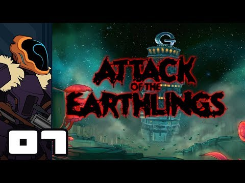 Let's Play Attack of the Earthlings - PC Gameplay Part 7 - There Is No Escape!