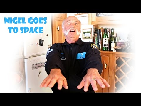 Vomit Comet - Nigel Defies Gravity