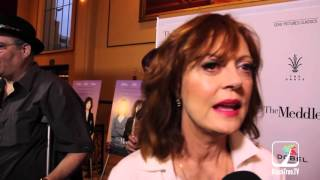 "Susan Sarandon at Los Angeles Premiere of ""THE MEDDLER"""