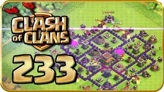 Let's Play CLASH of CLANS Part 233: Wenn meine Nachbarn 'ne Party feiern