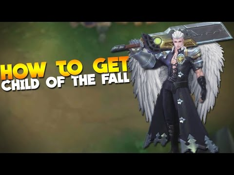 Mobile Legends How to Get Alucard Skin + First Look (Child of the Fall)
