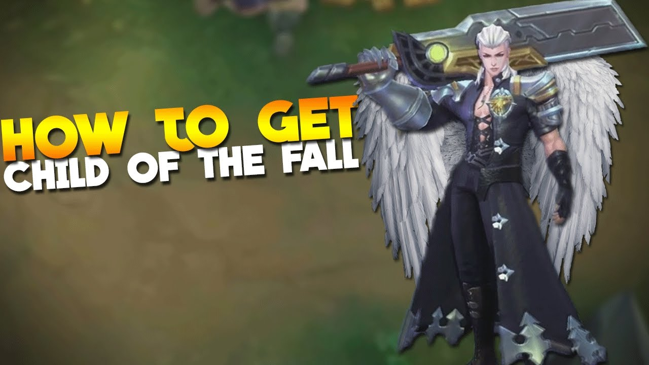Alucard Child Of The Fall Wallpaper Mobile Legends How To Get Alucard Skin First Look Child