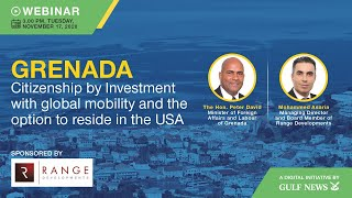 Grenada: Citizenship by investment with global mobility and the option to reside in the USA