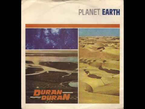 DURAN DURAN - Planet Earth (Night Mix) (2010 Digital Remasters)