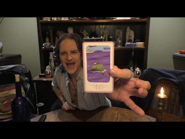 CAPRICORN: APPRECIATE THIS MOMENT & INDEPENDENCE = FULL - NEW MOON 6 CARD DRAW JULY 2020